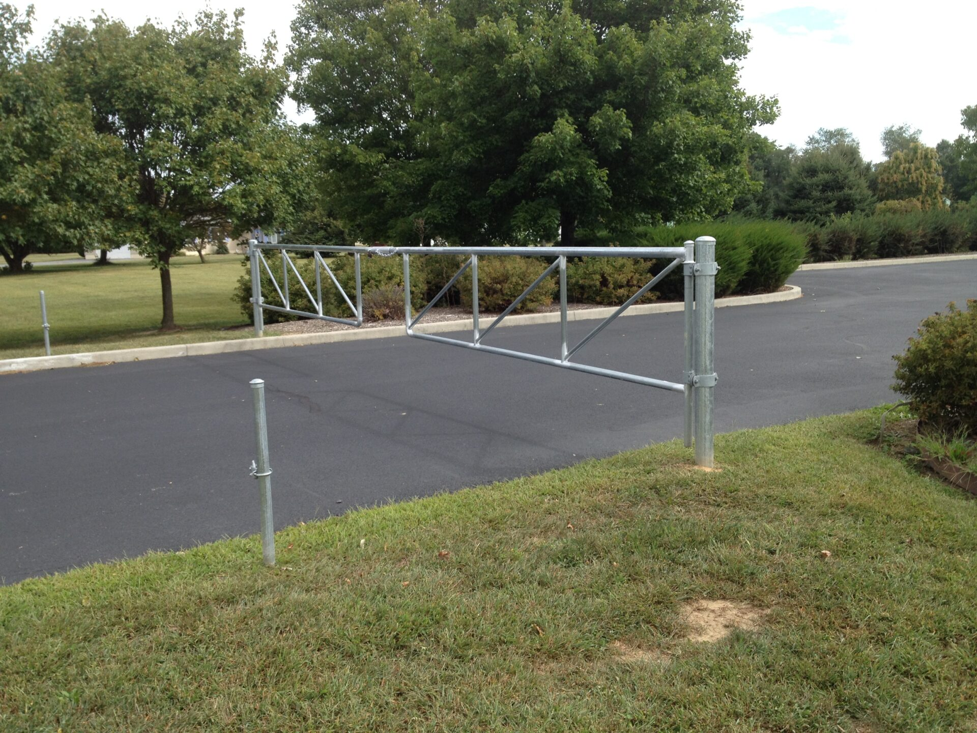 Commercial Fencing & Gates - Chain Link & Wrought Iron in Delaware ...
